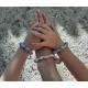 bracelet boules en liberty