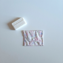 pochette à savon betsy dragée