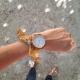 montre bracelet en tissu