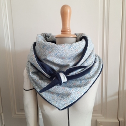 Grand foulard en liberty katie and millie