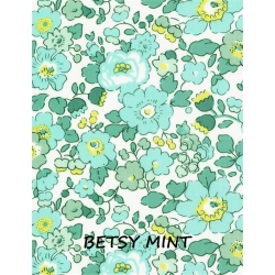 bloomer liberty betsy mint and lemon