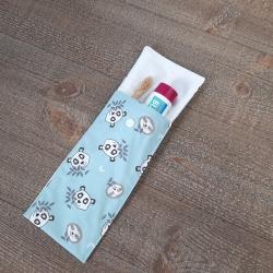 Etui brosse à dent panda
